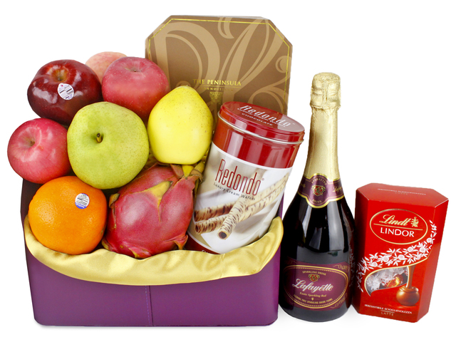 Mid-Autumn Gift Hamper - Mid Autumn Mooncake  Hamper  N11 - L90145 Photo