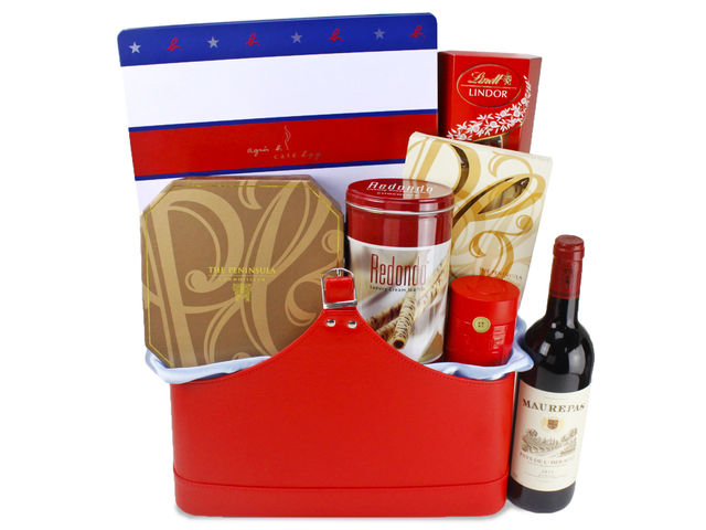 Mid-Autumn Gift Hamper - Mid Autumn Mooncake  Hamper  N12 - L90123 Photo