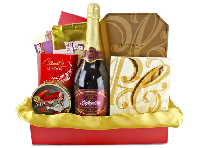 Mid-Autumn Gift Hamper - Mid Autumn Mooncake  Hamper  N4 - L89660 Photo