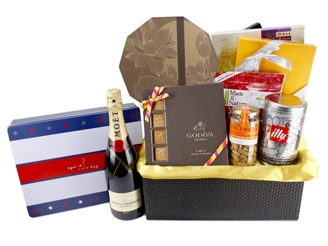 Mid-Autumn Gift Hamper - Mid Autumn Mooncake  Hamper  N6 - L89248 Photo