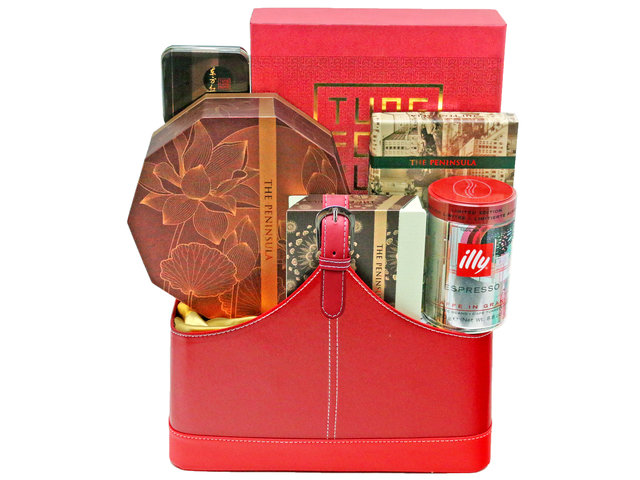 Mid-Autumn Gift Hamper - mid autumn mailable moon cake hamper A12 - L76601661 Photo