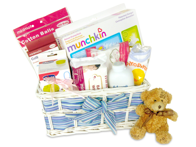 New Born Baby Gift - BB basket (D) - P15499 Photo