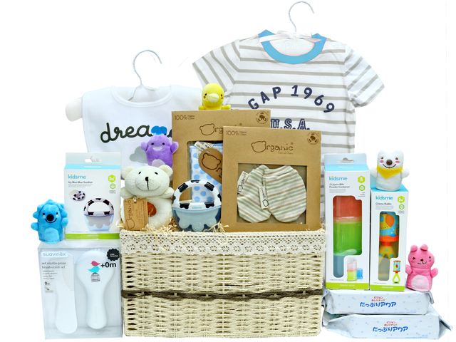 New Born Baby Gift - Baby Gift hamper z20 - L36669143 Photo
