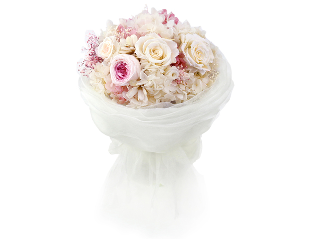 Preserved Forever Flower - Preserved Flower Bouquet M1 - L36515322 Photo