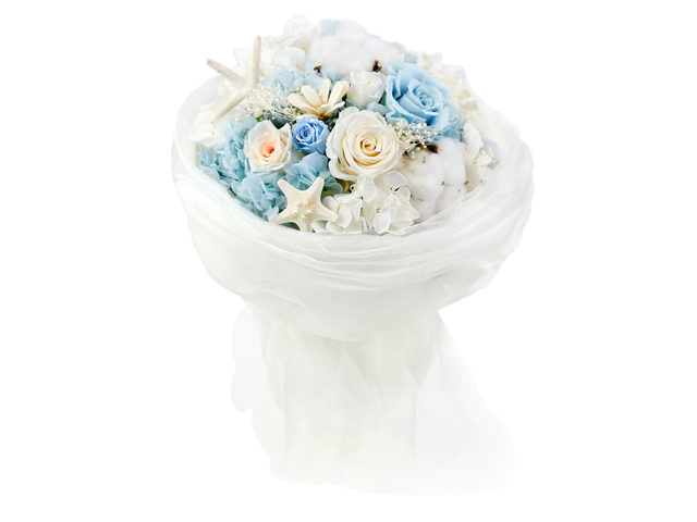 Preserved Forever Flower - Wonderland Preserved Flower Bouquet M29 - L36515334 Photo