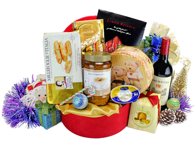 Seasonal Gifts - Christmas Gift Hamper N22 - P103881 Photo
