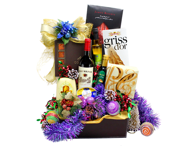 Seasonal Gifts - Christmas Gift Hamper N9 - P103988 Photo
