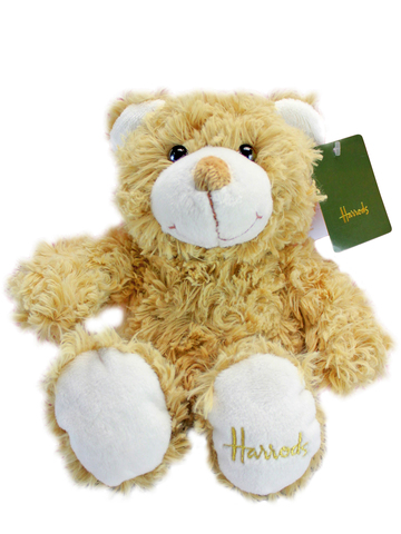 Teddy Bear n Doll - Harrods Smile Bear - L153987 Photo