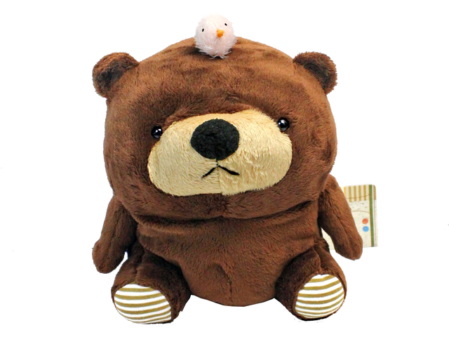 Teddy Bear n Doll - Japanese brands-Mon Seuil Fat Bear - L180605 ...