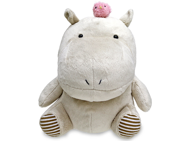 Teddy Bear n Doll - Japanese brands-Mon Seuil hippo - L36670831 ...