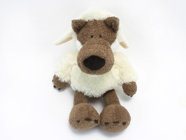 Teddy Bear n Doll - Nici Wolf in Sheep's Clothing - L24255 Photo
