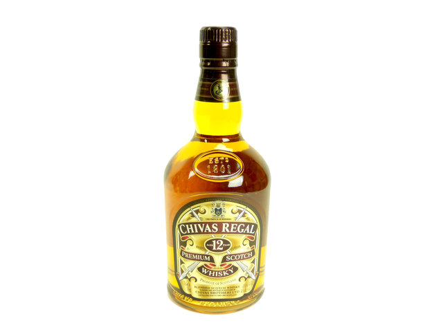 Wine Champagne Liquers - Chivas Regal Premium Whisky Scotch - P2031 Photo