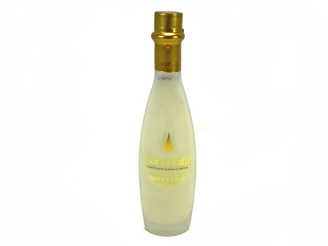 Wine Champagne Liquers - Chocolat Blanc & Grappa 200ml - L35807 Photo