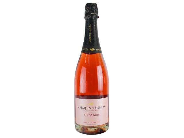 Wine Champagne Liquers - Marques de Gelida Rose CAVA - L134830 Photo