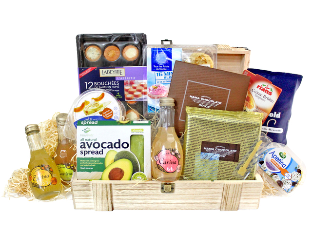Wine n Food Hamper - Chilled Hamper F71 - L97155 Photo