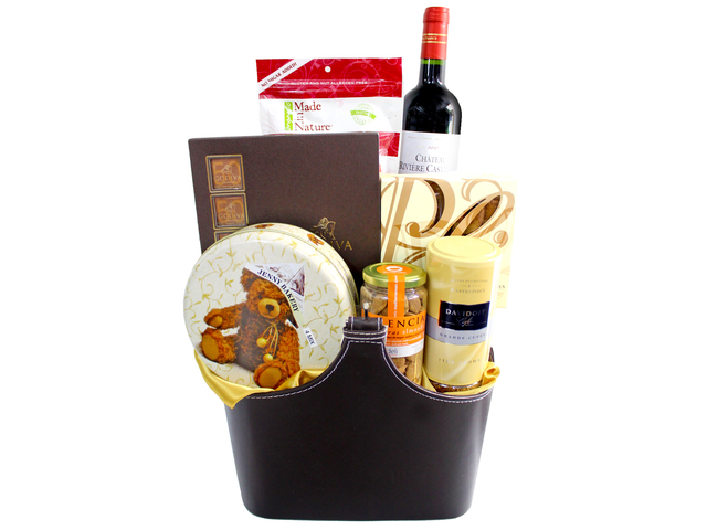Wine n Food Hamper - Food Hamper 19 - L133845 Photo