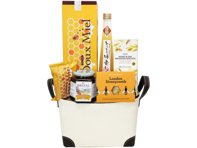 Wine n Food Hamper - Honey hamper T31 - BH0228A5 Photo