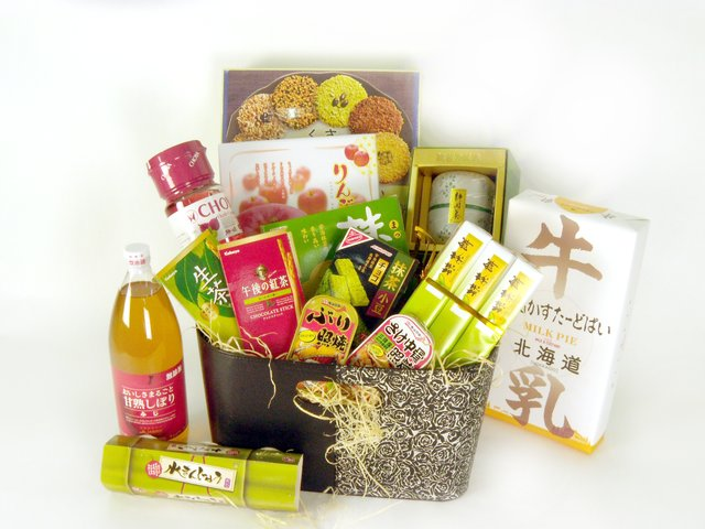 Wine n Food Hamper - Japan style Selection (A) - P16032 Photo