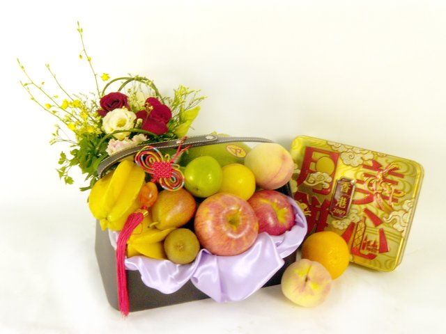 Wine n Food Hamper - Mid-Autumn Gift Set (P3) - P17825 Photo
