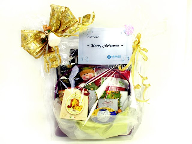 Wine n Food Hamper - Various Hampers (Wrapped) - X6978 Photo