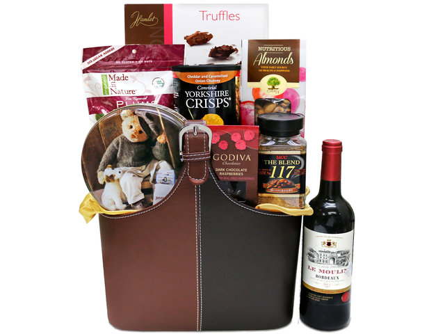 Wine n Food Hamper - Wine Food Hamper B2 - L53987 Photo