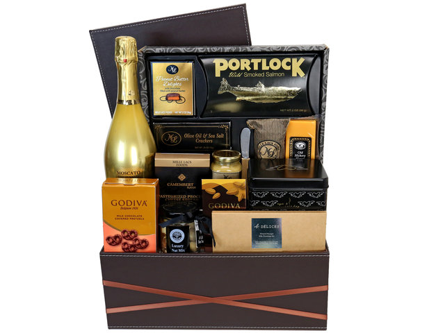 Wine n Food Hamper - Wine Food Hamper H9 - L98827 Photo