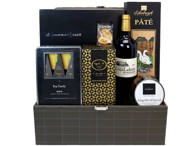 Wine n Food Hamper - Wine Food Hamper W6 - TNP0426C2 Photo