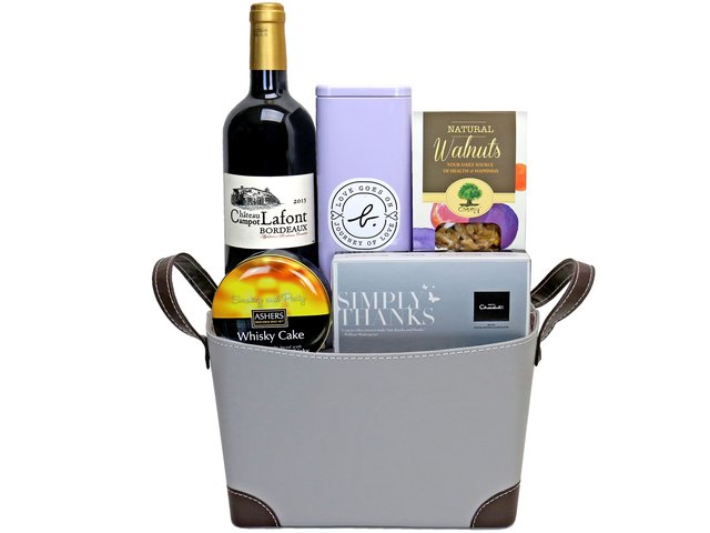 Wine n Food Hamper - Wine Food Hamper Y2 - HR0609A5 Photo