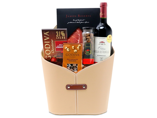 Wine n Food Hamper - Wine food hamper G10 - L76600660 Photo