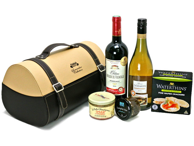 Wine n Food Hamper - Wine food hamper G14 - L76603483 Photo
