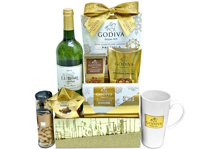 Wine n Food Hamper - Wine food hamper G15 - L36669776B Photo
