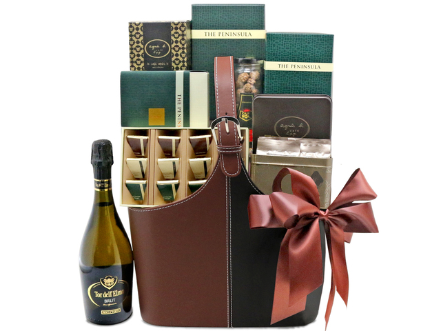 Wine n Food Hamper - Wine food hamper G9 - L76600647 Photo