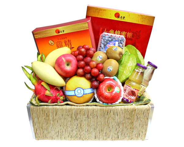 Wine n Food Hamper - recovery hamper G4 - L7777869 Photo