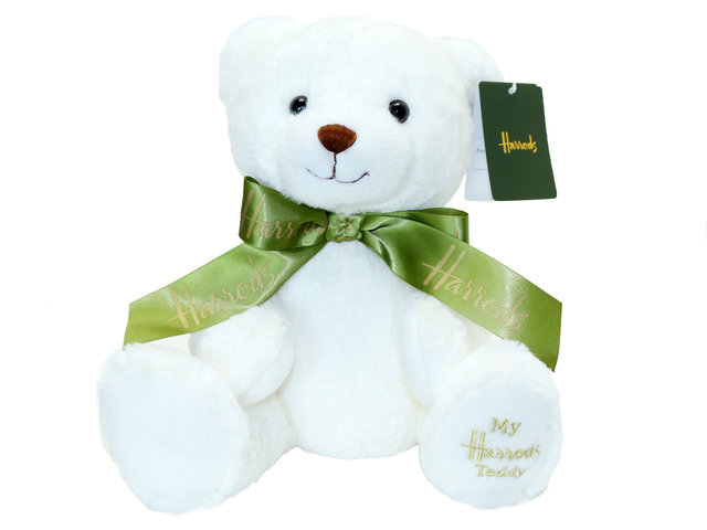 泰迪熊毛公仔 - Harrods My Harrods Teddy - L153976 Photo