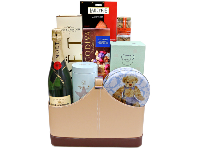 礼物篮Hamper - 美食礼篮 Hamper C1  - L132320 Photo