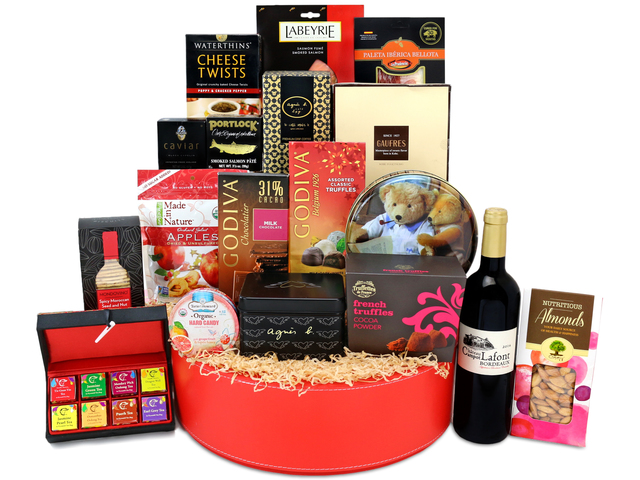 礼物篮Hamper - 美食礼篮 Hamper C6 - L132472 Photo