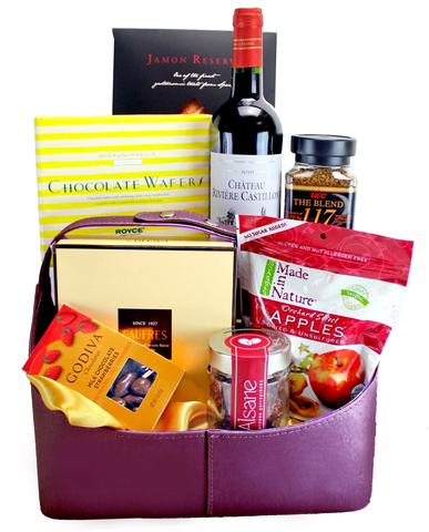 禮物籃Hamper - 美食禮籃 Hamper C11 - L133056 Photo