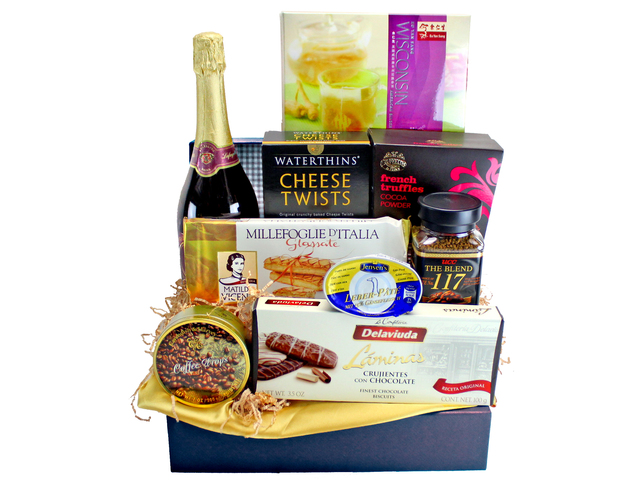 禮物籃Hamper - 美食禮籃 Hamper C13 - L133139 Photo