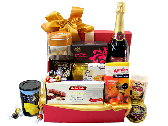 禮物籃Hamper - 美食禮籃 Hamper C23 - L135485 Photo