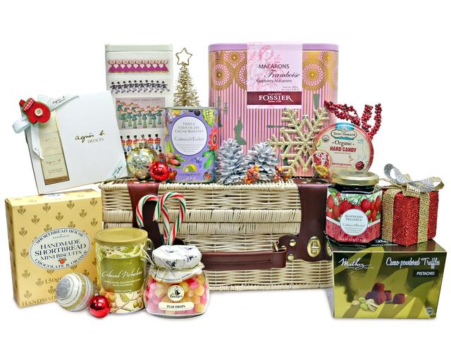 聖誕禮物Hamper - 聖誕禮物Gift Basket S33 - L36667002 Photo
