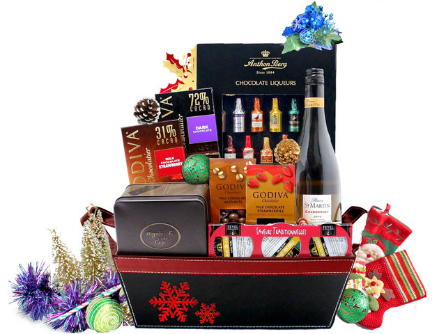 聖誕禮物Hamper - 聖誕禮物Gift Hamper 5 - L76600557b Photo