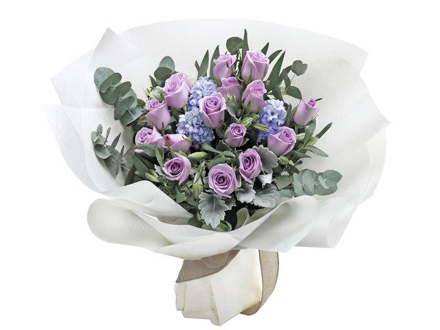 花店花束 - 法式玫瑰送花花束 RD22 - L76604483 Photo