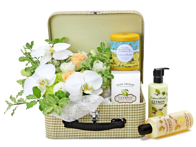 Birthday Present - Crabtree and Evelyn Body Care Set - L7660227 Photo