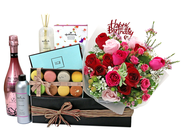 Birthday Present - Hallmark Fragrance Birthday Gift Set - L76605264 Photo