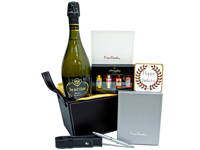 Birthday Present - Pierre Cardin gift set - L36669205 Photo