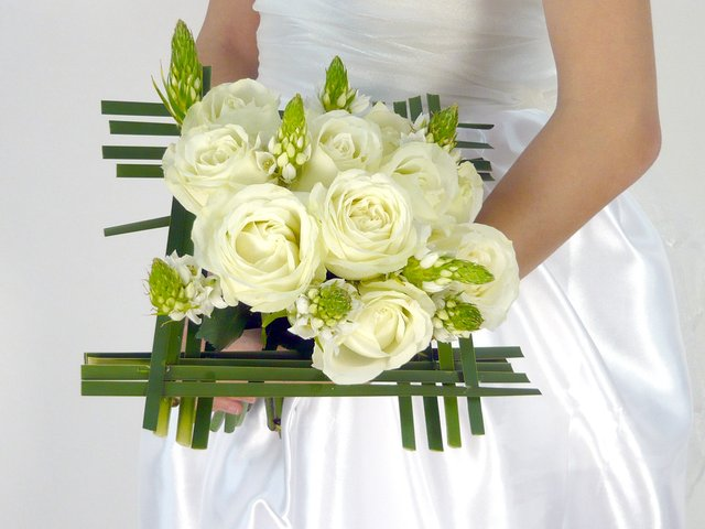 Bridal n Wedding - Bridal Bouquet VII - A1012 Photo