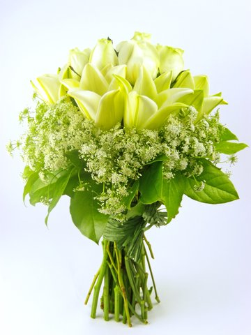 Bridal n Wedding - Simply Lilies - P0307 Photo