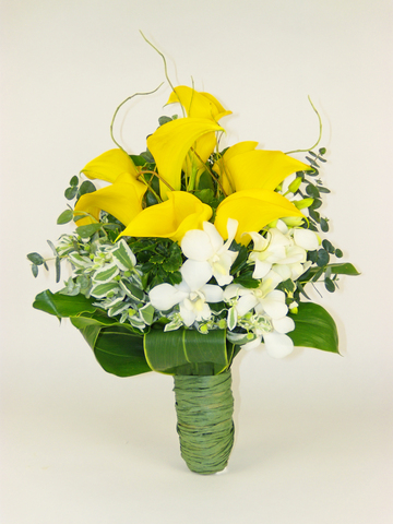 Bridal n Wedding - Sweet Fragant of Calla Lilies - P1069 Photo