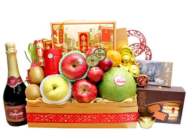 CNY Gift Hamper - CNY Gift Hamper - CNY Gift Hamper R63 - L36667142 Photo