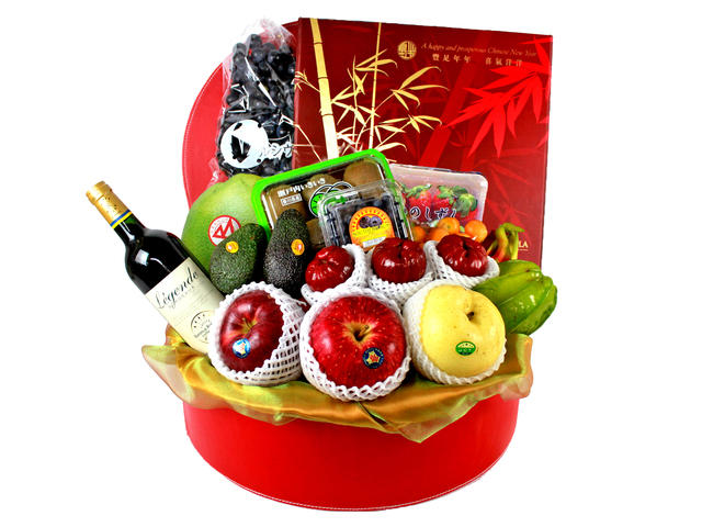 CNY Gift Hamper - CNY Gift Hamper 12 - L24500 Photo